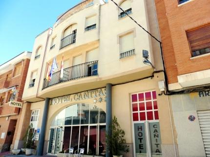 RESTAURANTE - HOTEL CAÑITAS