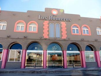 HOTEL-RESTAURANTE LOS ROMEROS