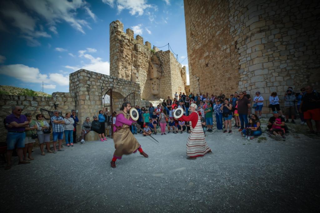 Recreación histórica Alcalá del Júcar 2019